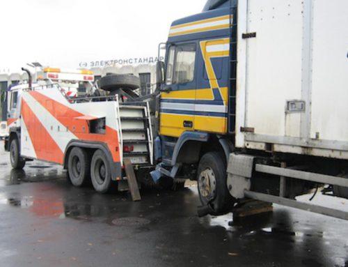 Эвакуатор для грузовых машин